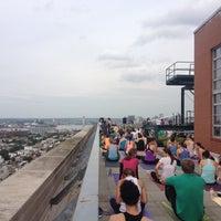 Photo taken at Natty Boh Tower by Sarah J. on 7/19/2014