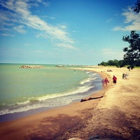 Photo taken at Presque Isle State Park by James O. on 6/30/2013