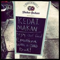 Das Foto wurde bei Kedai Makan von Richard W. am 5/28/2013 aufgenommen