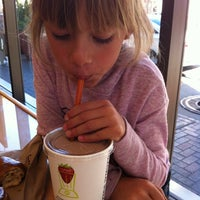 Photo taken at Jamba Juice Monterey by Susanne on 10/14/2013