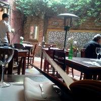 Photo taken at Oliva Restaurante by Rodrigo M. on 5/30/2013