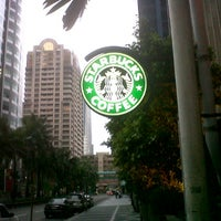 Photo taken at Starbucks Coffee by Christian C. on 9/29/2012