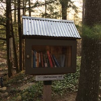 Photo taken at Balsam Circle Little Free Library, Spider Lake by Steven H. on 5/6/2016