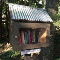 Photo taken at Balsam Circle Little Free Library, Spider Lake by Steven H. on 9/3/2016