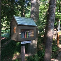 Photo taken at Balsam Circle Little Free Library, Spider Lake by Steven H. on 6/21/2016