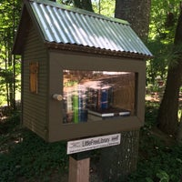 Photo taken at Balsam Circle Little Free Library, Spider Lake by Steven H. on 7/25/2016