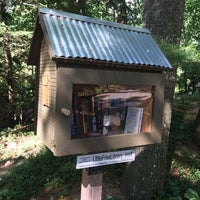 Photo taken at Balsam Circle Little Free Library, Spider Lake by Steven H. on 7/14/2016