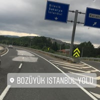 Photo taken at Bilecik- İstanbul Yolu by Enes Y. on 7/4/2017