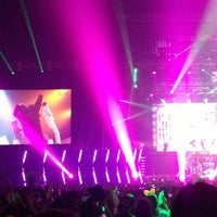 Photo taken at IMPACT Arena by G-um Y. on 4/8/2013