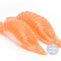 Das Foto wurde bei hello sushi von almifood am 8/11/2016 aufgenommen
