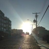 Photo taken at Rua Félix da Cunha by Daniella Q. on 3/26/2013