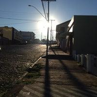 Photo taken at Rua Félix da Cunha by Daniella Q. on 9/19/2013