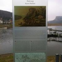 Photo taken at Malerweg by Evken on 4/6/2013