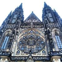 2/18/2013 tarihinde Vitaliy M.ziyaretçi tarafından Aziz Vitus Katedrali'de çekilen fotoğraf