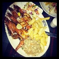 Photo taken at Brittos Bar & Restaurant by Vitaliy M. on 5/4/2013