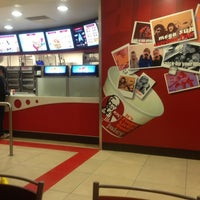 Photo taken at KFC by Raul G. on 7/8/2013