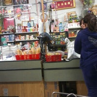Photo taken at Double Dragon Food Market by Kiran R. on 9/17/2013