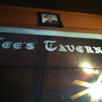 Photo taken at Lee's Tavern by TwoStepProcess on 10/25/2012