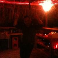 Photo taken at Rojo Beach Bar by Joe C. on 2/21/2013