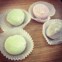 Photo taken at Yamazaki Bakery by Moses on 4/27/2013