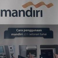 Photo taken at Bank Mandiri KC Balai Kota by Lenny Verawaty S. on 1/24/2013
