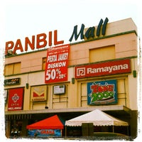 Photo taken at Panbil Mall by Jubliater S. on 12/11/2012