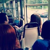 Photo taken at Трамвай № 1 by Sergey S. on 6/2/2013