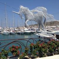 7/20/2013 tarihinde €F€ziyaretçi tarafından Çeşme Marina'de çekilen fotoğraf
