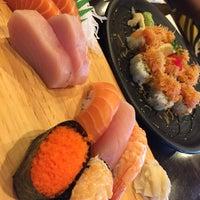 Photo taken at Sushi Mura by ShadowSherry on 9/28/2017