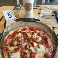 Photo taken at Pieology Pizzeria by Michael B. on 12/3/2014