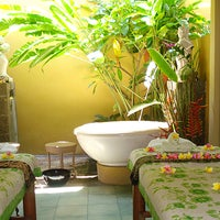 Photo taken at Sekar Jagat Spa Bali by Sekar Jagat Spa Bali on 3/2/2014