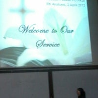 Photo taken at Ruang Anatomi FK UI by Hanna S. on 4/2/2013