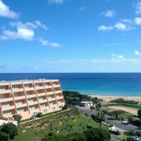 Photo taken at Hotel Vila Baleira Thalassa by André D. on 10/11/2012