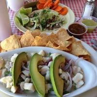 Photo taken at Tere's Mexican Grill by Slo on 10/5/2013