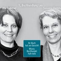 Photo taken at Buchhandlung Franz Leo & Comp. by Gerald R. on 5/6/2013