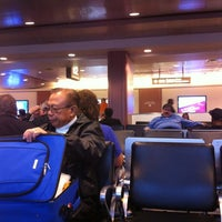 Photo taken at Gate B2 by Yuriy S. on 11/15/2012