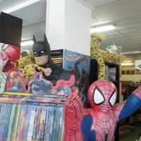 Photo taken at Comic Café by Mohamed B. on 10/19/2012
