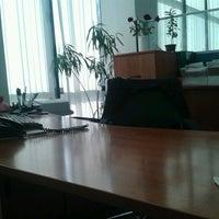 Photo taken at Ipak yuli bank by Yakdona on 10/11/2012