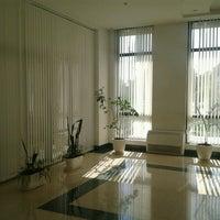 Photo taken at Ipak yuli bank by Yakdona on 10/19/2012