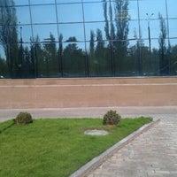 Photo taken at Ipak yuli bank by Yakdona on 11/5/2012