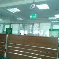 Photo taken at Ipak yuli bank by Yakdona on 10/5/2012
