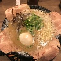 Photo taken at Hakata Ikkousha by よっしー on 8/26/2017