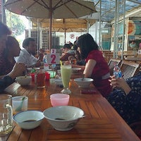 Photo taken at Food Court Diponegoro 37 by ΛИDŔƐѠ MARKY on 3/30/2014