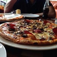 Photo taken at Izzi Pizza by Antonius Y. on 9/10/2013