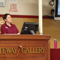 Photo taken at Gateway Gallery Auction by Gateway Gallery Auction on 3/6/2014