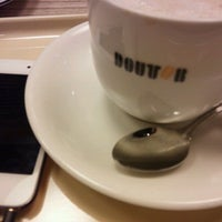 Photo taken at Doutor Coffee by YUMIKO T. on 9/29/2012