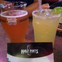 Photo taken at Half Pint's Pub by Alpesh P. on 7/12/2013