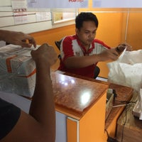 Photo taken at Pos Laju National Courier by Amirul A. on 12/14/2016