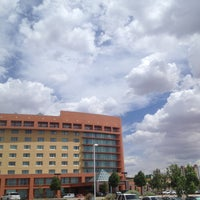 Photo taken at Embassy Suites by Hilton Albuquerque Hotel & Spa by Kimberly M. on 5/15/2013
