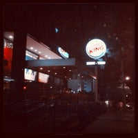 Photo taken at Burger King by BRITO, Y. on 10/7/2012